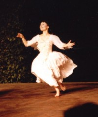 Barbara Segal's Shepherdess in Noverre Ballet, Berlin